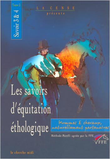 Les savoirs d'équitation éthologique