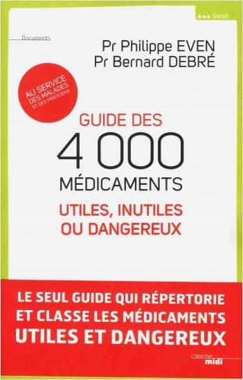 Appli Guide des 4 000 médicaments utiles, inutiles ou dangereux (Android)