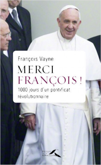 Merci François!