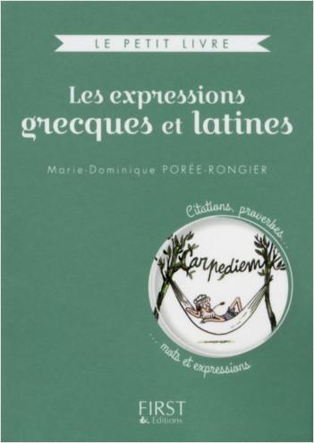Le Petit livre collector - Les expressions grecques et latines