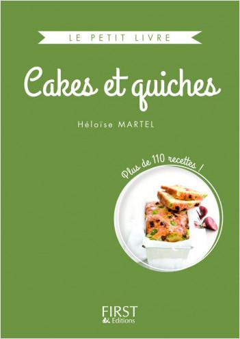 Le Petit Livre collector - Cakes et quiches