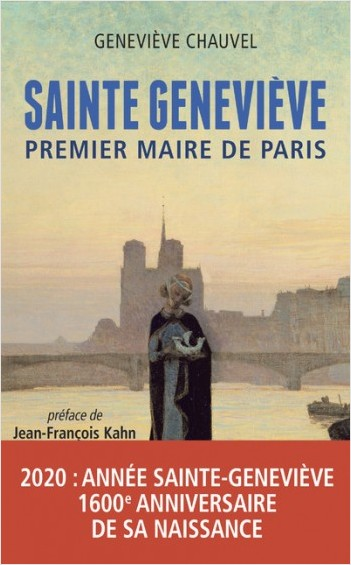 Sainte Geneviève, premier Maire de Paris