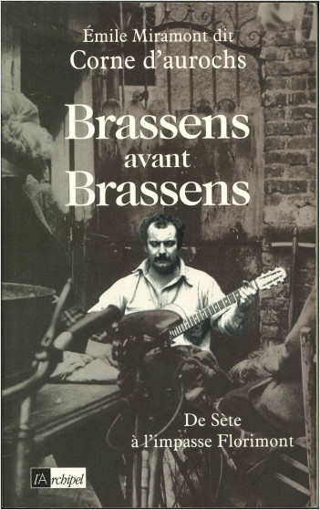 Brassens avant Brassens