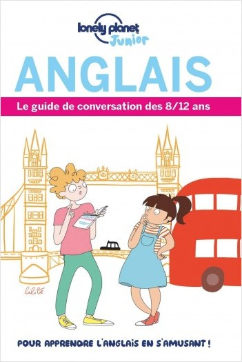 Guide de conversation Kids - Anglais