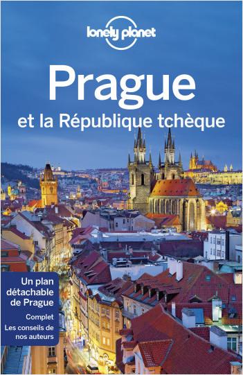 Prague et la République tchèque - 5ed