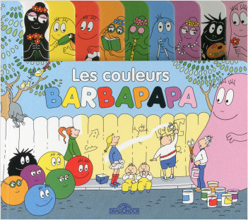 BARBAPAPA - TC- Les Couleurs