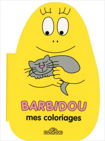 Barbidou - Mes coloriages - Dès 3 ans
