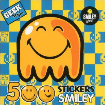 Smiley Mini - Geek style