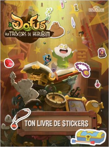 DOFUS - Livre de stickers