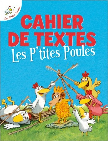Les P'tites Poules - Agenda de textes 2020-2021