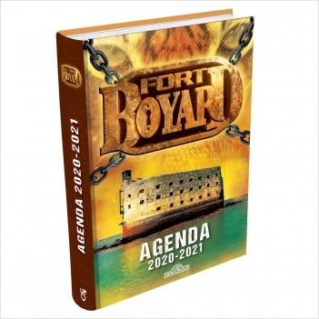 Fort Boyard - Agenda 2020-2021