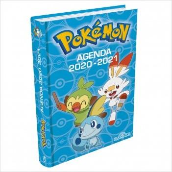 Pokémon - Agenda 2020-2021