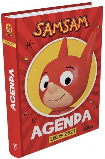 SamSam - Agenda 2020-2021