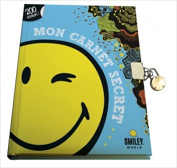 Smiley - Mon carnet secret