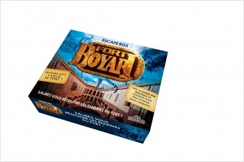 Fort Boyard - Escape box 2
