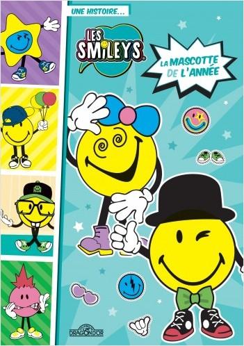 Les Smileys - La Mascotte de l'année - Lecture roman jeunesse - Dès 7 ans