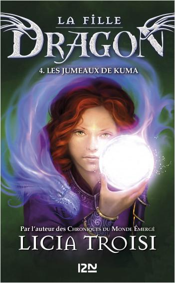 La fille Dragon - tome 4