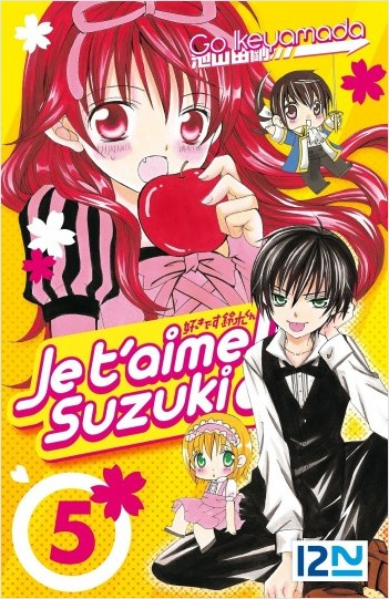 Je t'aime Suzuki ! - tome 05