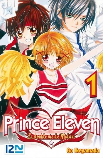 Prince Eleven - tome 01