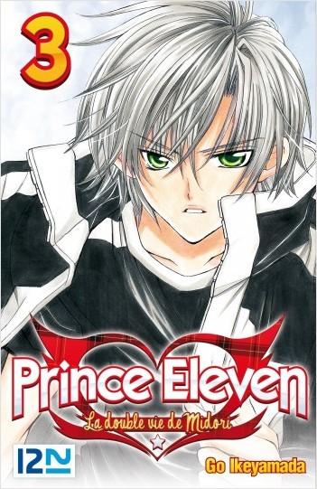 Prince Eleven - tome 03