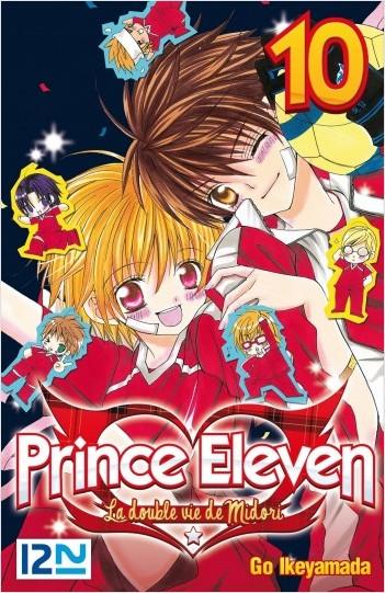 Prince Eleven - tome 10