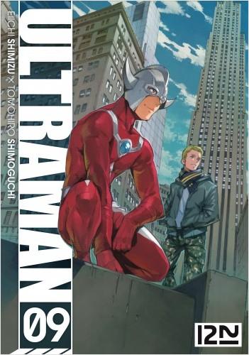 ULTRAMAN - tome 09