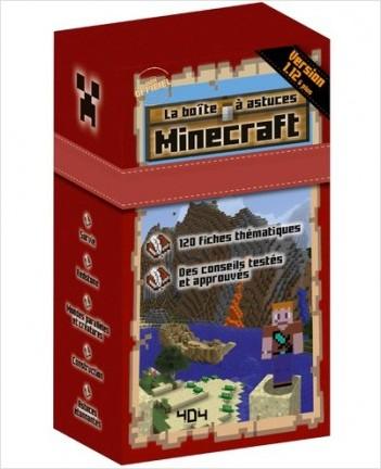 La boîte à astuces - Minecraft - version 1.12