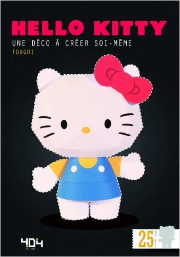 Hello Kitty - Une déco à créer soi-même