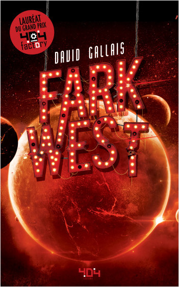 Fark West - Roman young adult - Science-fiction - Dès 13 ans