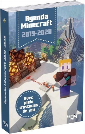 Agenda Minecraft 2019-2020