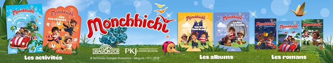 Bannière - PKJ - Monchhichi