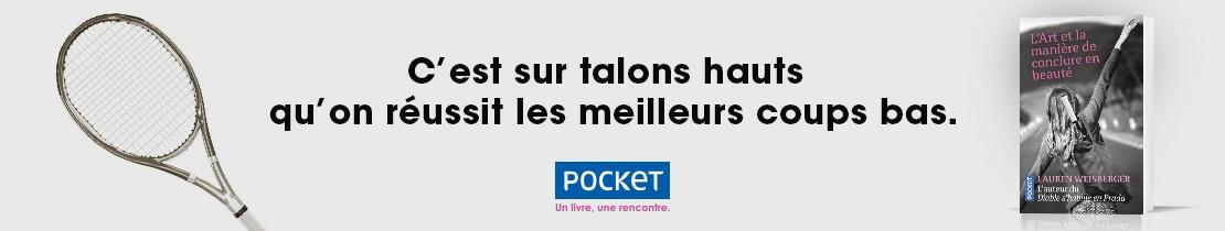 Bannière - Pocket - L'art et la manière