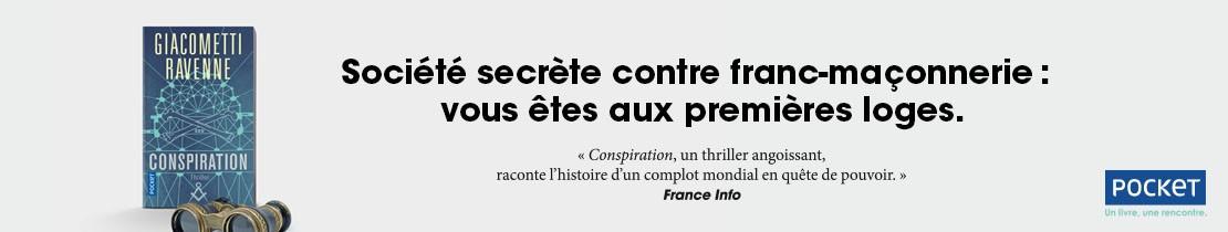 Bannière - Pocket - Conspiration