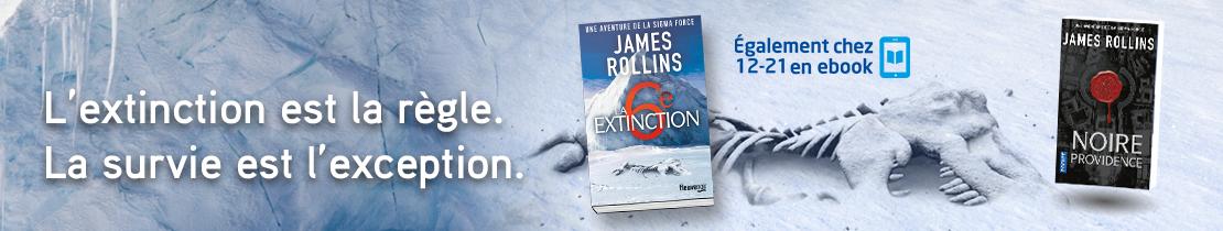 Bannière - Fleuve - La 6ème extinction - Rollins