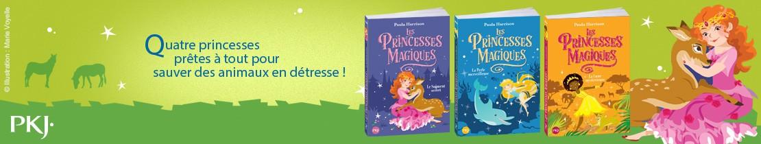 Bannière - PKJ - Les princesses magiques T1/2/3
