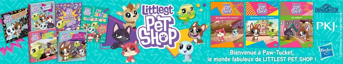 Bannière - PKJ - Littlest Pet Shop
