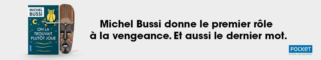 Bannière - Pocket - On la trouvait plutot jolie - Bussi