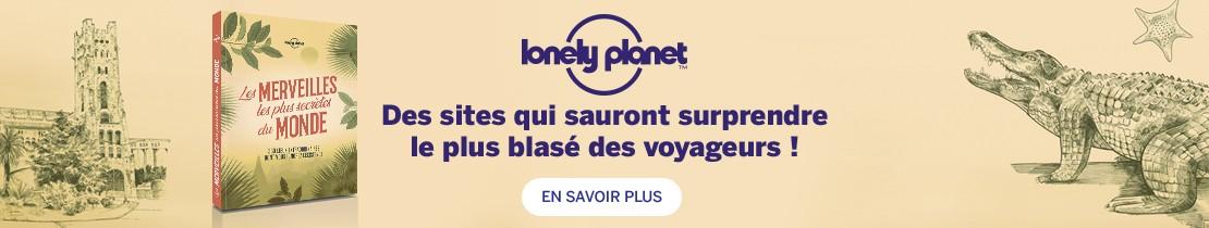 1810211 - Lonelyplanet - Merveilles