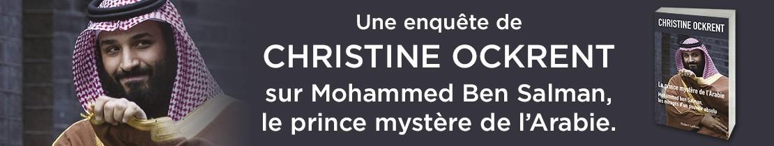 le Prince mystère de l'arabie - Ockrent