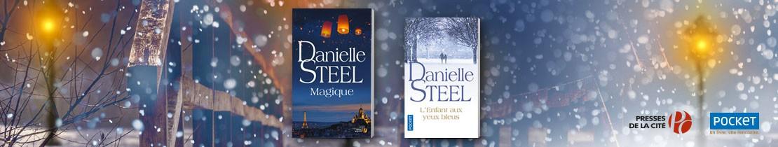 Bannière - Pocket- L'enfant aux yeux bleus Danielle Steel