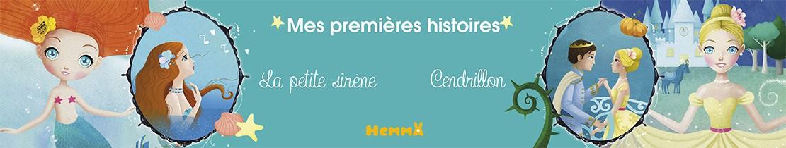 Collection Mes premières histoires - La petite Sirène & Cendrillon