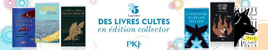 Bannière - PKJ - Collectors mars-19