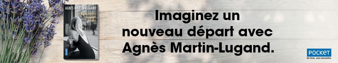 Bannière - Pocket - A la lumière du petit matin - Martin Lugand