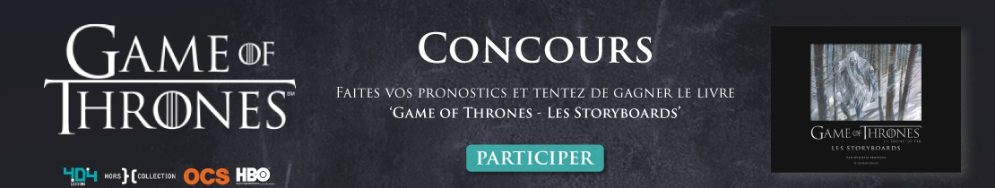 Game of pronos'