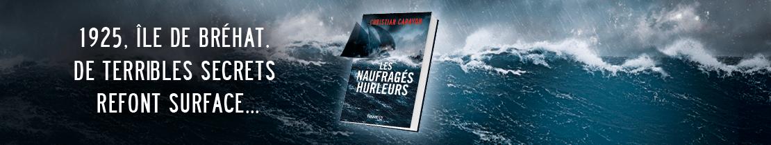 Bannière - Fleuve - Les Naufragés hurleurs