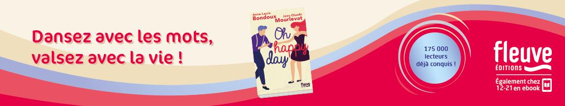 Bannière - Fleuve - Oh happy day