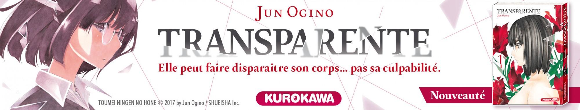 Bannière - Kurokawa - Transparente T1