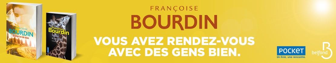 Bannière - POCKET - Si loin, si proches - Françoise BOURDIN