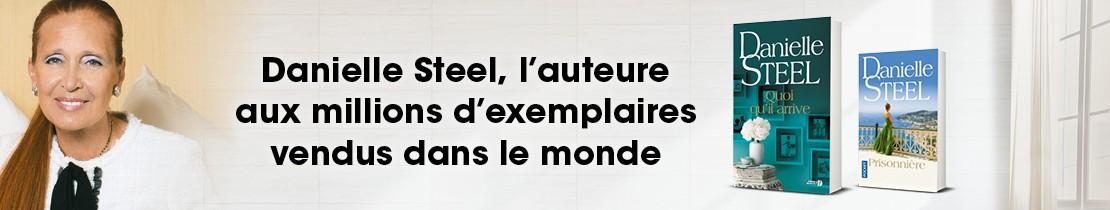Bannière - POCKET - Prisonnière Danielle STEEL - synergie
