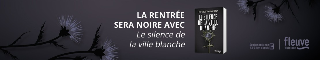 Bannière - FLEUVE - Le silence de la ville blanche